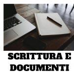 SCRITTURA E DOCUMENTI